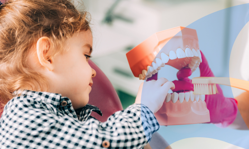 Preparing your child for a dental procedure